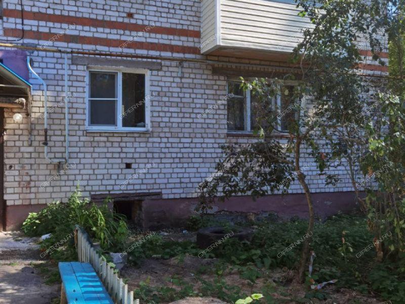 двухкомнатная квартира на  дом 22 посёлок Буревестник